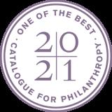 Catalogue for Philanthropy Logo - TWC
